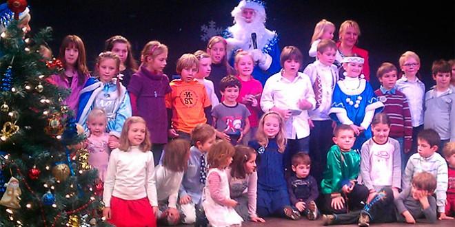 Веселые сценки на новый год для начальной школы