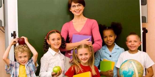 сценка поздравление с днем учителя от учеников начальной школы