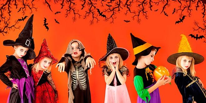 как праздновать хэллоуин в школе