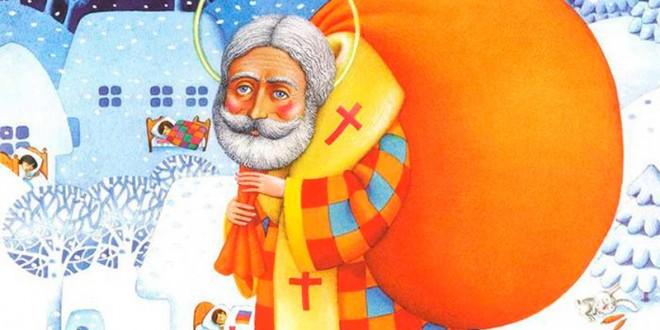 как празднуют день святого николая