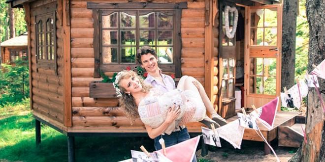 сценка поздравление с ситцевой свадьбой