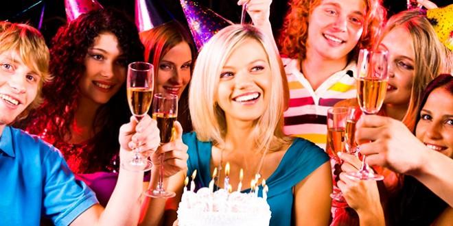 Веселые конкурсы и сценки на дне рождения