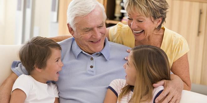 детские сценки для дедушки в день рождения