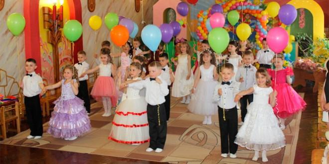сценки на выпускной в детском саду 2016