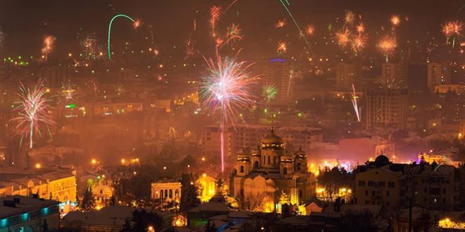 где встретить новый 2016 год в пятигорске