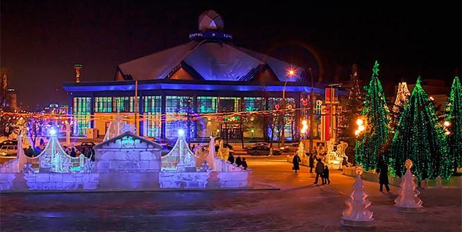 Новогодние представления в Минске 2018. Афиша новогодних мероприятий