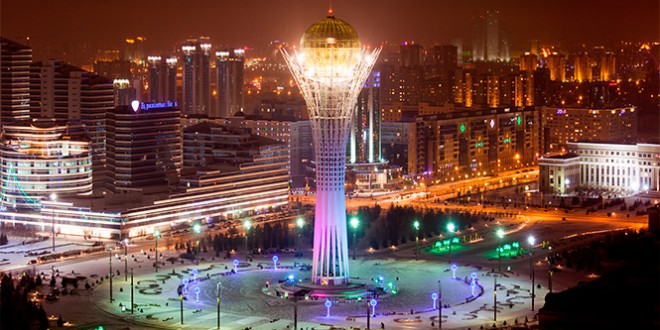 как отдыхаем на новый год 2016 в казахстане