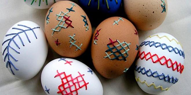 какую можно сделать поделку из яйца к пасхе