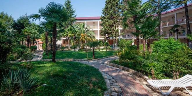 куда поехать в санатории и пансионаты абхазии