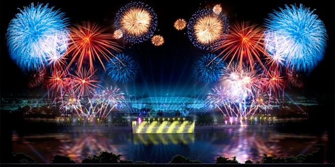 фестиваль фейерверков 2016 в москве
