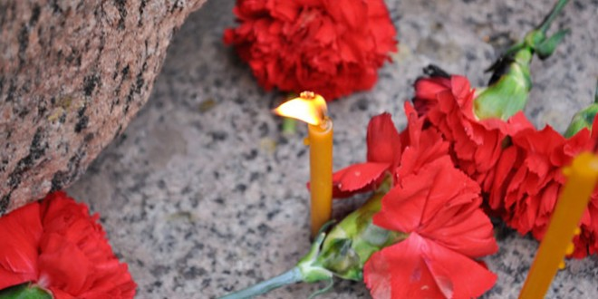 День памяти жертв сценарий