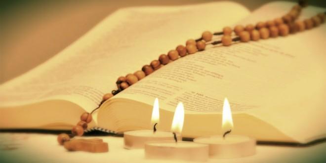 Молитви під час Різдвяного посту