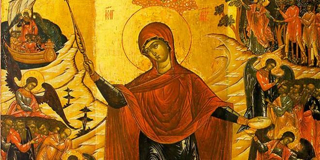 икона божией матери всех скорбящих радость