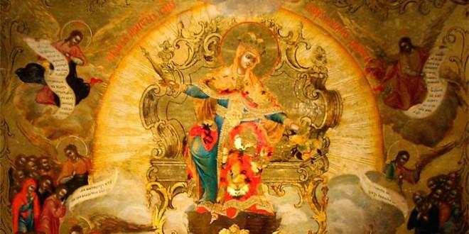 молитва божией матери всех скорбящих радость