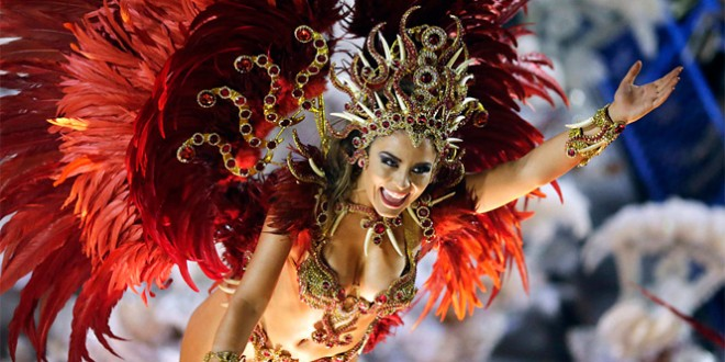 карнавал в рио-де-жанейро 2017