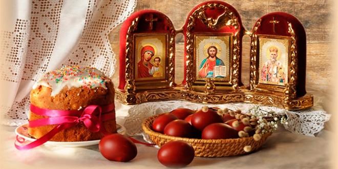 христианские поздравления с пасхой