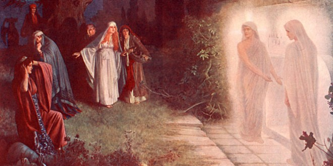 праздник жен мироносиц