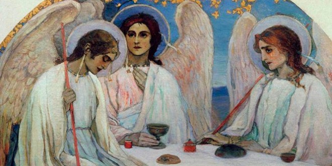 поздравления с праздником святой троицы