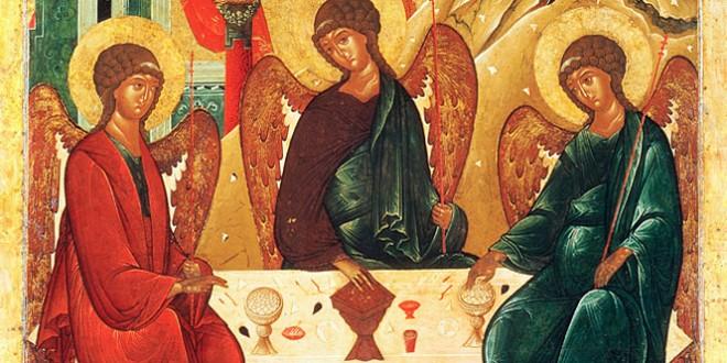 какие молитвы читать в день святой троицы