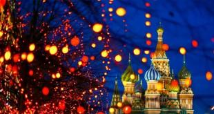 праздничные площадки на новый год в москве