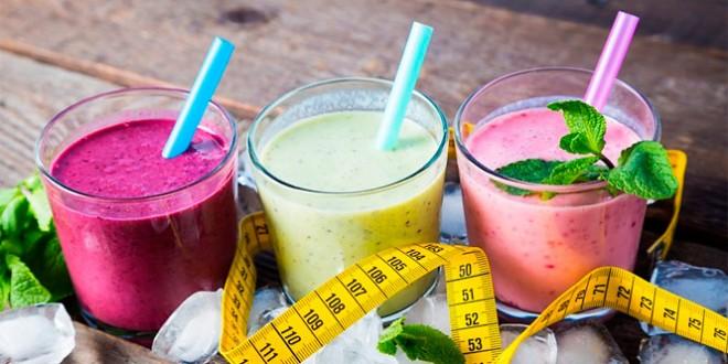 рецепты коктейлей для похудения в домашних условиях