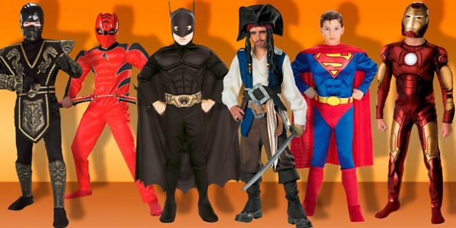 как выбрать детский карнавальный костюм для мальчика