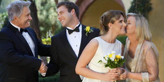 Как поздравить на свадьбу в стихах