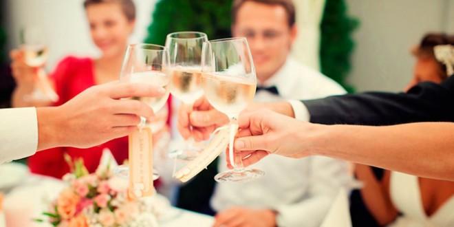 Поздравление на свадьбе от гостей 475