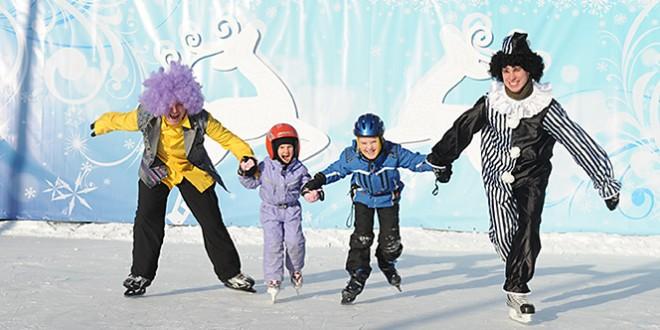 новый год для детей в ижевске 2016