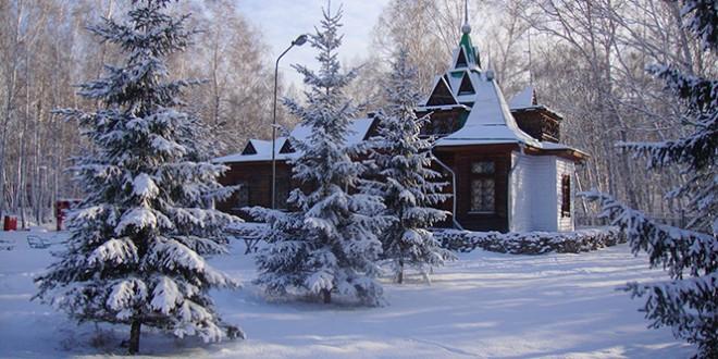 новый год 2016 на базе отдыха в омске