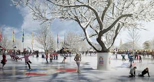 новый год 2016 в олимпийском парке сочи