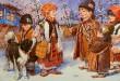праздник коляда в детском саду