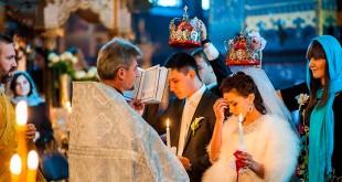 подготовка к венчанию в церкви