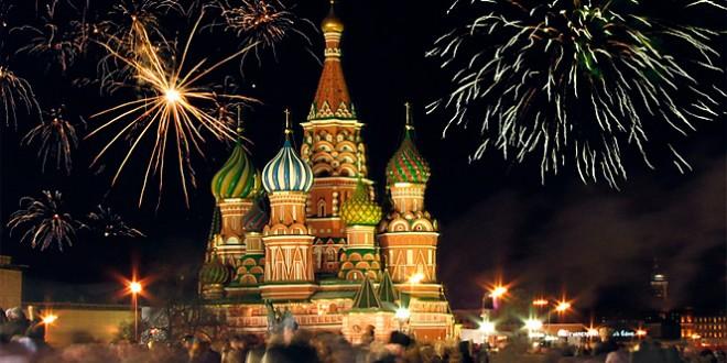 как встречают новый 2016 год в россии