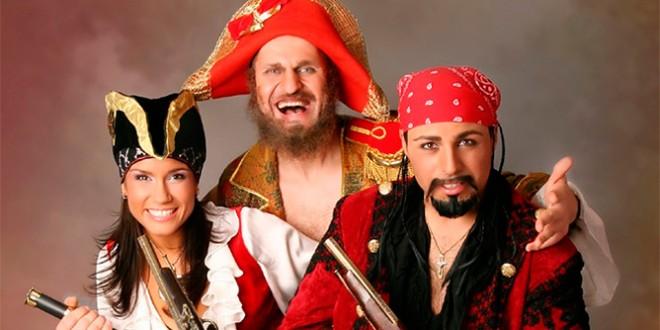 сценарий для новогодней пиратской вечеринки 2016