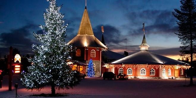 где в финляндии встретить новый 2016 год с детьми
