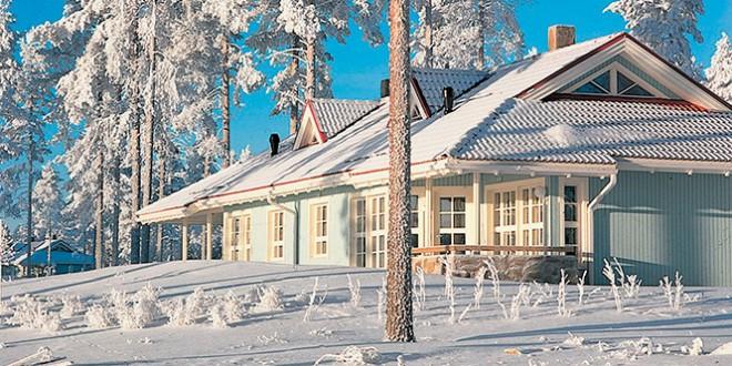как выбрать коттедж в финляндии на новый год 2016