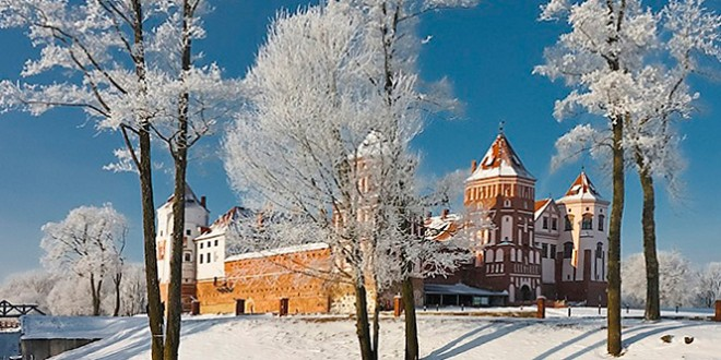 новый год в домах отдыха белоруссии 2016