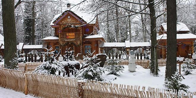 снять частный домик в беловежской пуще на новый год 2016