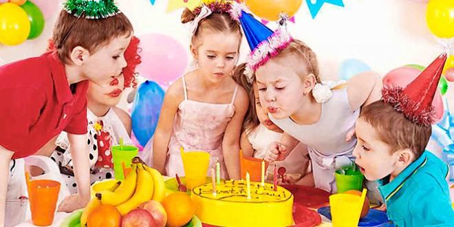 как устроить детский праздник день рождения дома