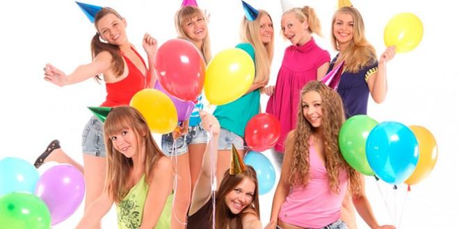 сценки на день рождения девочки 10-12 лет