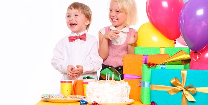 Шуточные сценки на день рождения детей