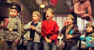 смешные сценки на 23 февраля для начальных классов