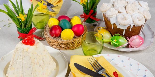 как праздновать пасху дома