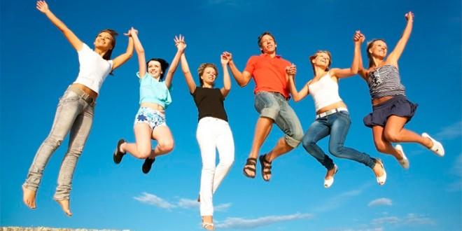 как празднуют день молодежи