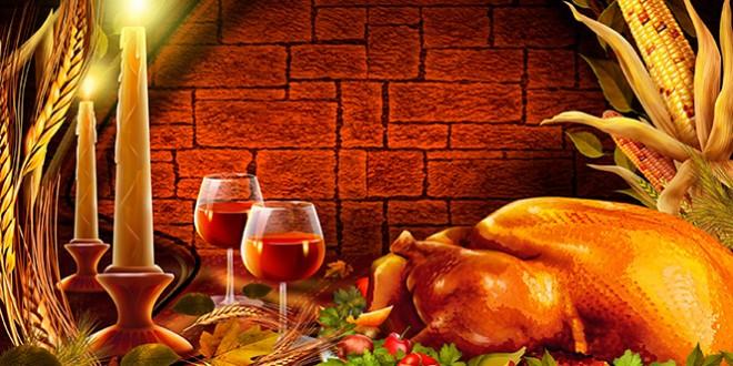 когда празднуют день благодарения