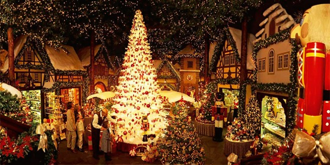 как празднуют рождество в разных странах