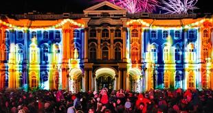 гуляния на новый год в санкт-петербурге 2016