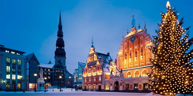 поездка в прибалтику на новый год 2016