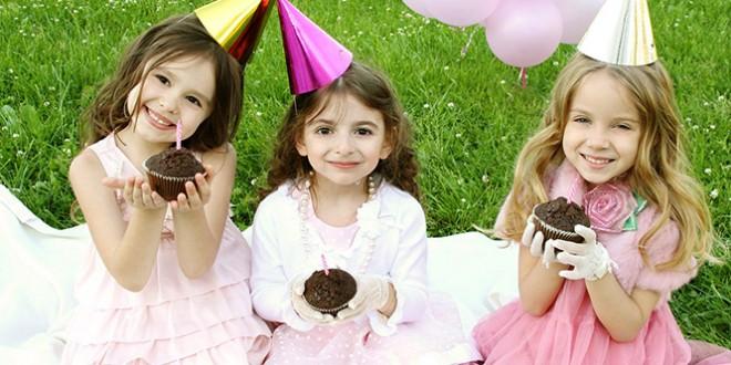 сценка-сказка для детей на день рождения